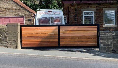Automatic Gates Huddersfield