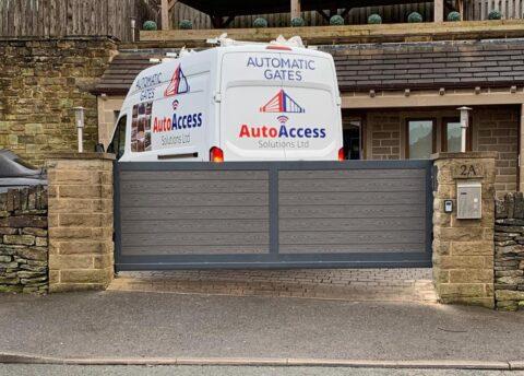 Electric gate service & repair