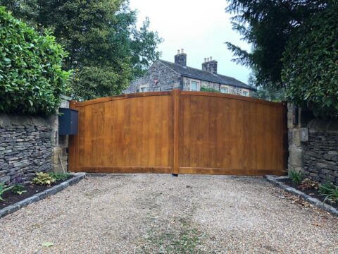 buying electric automatic gates